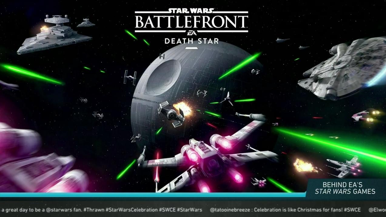 Star Wars Battlefront - Death Star DLC and Rogue One DLC! F1a4c5537cb0219284061ece43ac91de